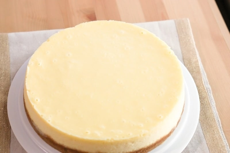 a recipe for the best cheesecake