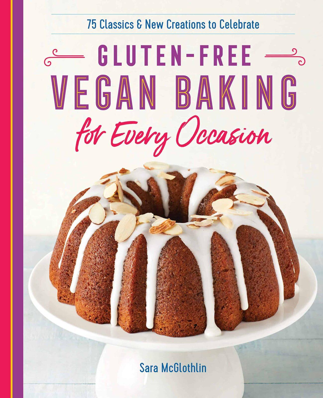 vegan baking cookbook