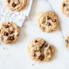 an amazing chocolate chip cookie recipe