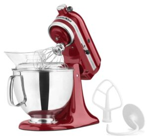 review of kitchenaid artisan mixer