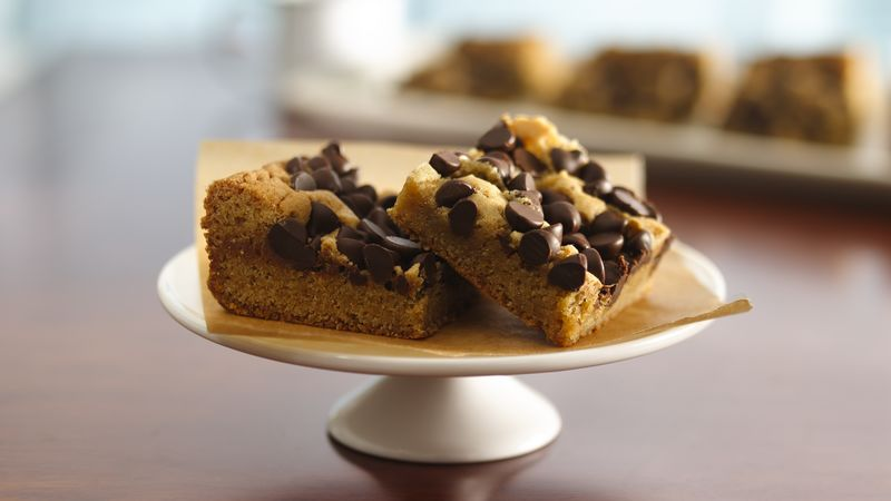 The Best Blonde Brownie Recipe