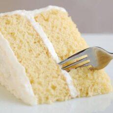 vegan white cake recipe